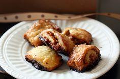 My husband LOVES rugelach. This recipe helped me create rugelach as good as a Jewish grandma.