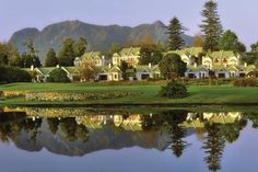 Fancourt Resort George South Africa - Flights to Cape Town with Free Golf Club Carriage - 7 Nights based on bed & breakfast & 4 Rounds of Golf - 1599 per person . Famous Golf Courses, Public Golf Courses, George South Africa, Coeur D Alene Resort, Hotel Specials, Golf Estate, Real Estate, Golf Course Reviews, Holiday Hotel
