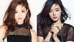 Bintang tamu program 'Happy Together 3' mengungkapkan pendapatnya bahwa Tzuyu Twice akan lebih cantik dari Jun Ji Hyun ketika idol…