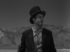 The Twilight Zone, A Hundred Yards Over the Rim,  Cliff Robertson