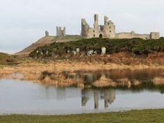 Dunstanburgh Castle - Northumberland