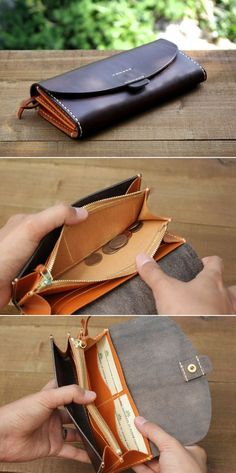 leather MXS wallet | Duram Factory