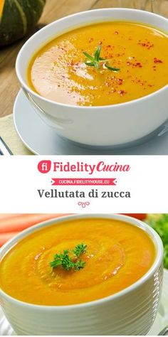 Here you can find a collection of Italian food to date to eat Vegan Vegetarian, Vegetarian Recipes, Cooking Recipes, Healthy Recipes, Gazpacho, Pumpkin Squash, Good Food, Yummy Food, Vegetable Side Dishes