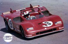 1971 Monza Rolf Stommelen - Nanni Galli , Alfa Romeo T33-3