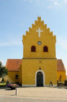 Allinge Church (Danish: Allinge Kirke) is the parish church of Allinge-Sandvig on the Danish island of Bornholm.