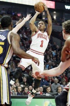 FULL Game in HD! Chicago Bulls vs. Utah Jazz