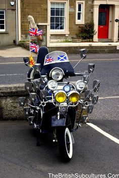 Mod Scooter, Lambretta Scooter, Scooter Parts, Vespa Scooters, Vespa Px, Rude Boy, Rally, Motorbikes, Classic Cars