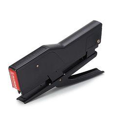 ゼニス/ステープラー ブラック 3780yen 厚い紙の束も楽に留められるステープラー