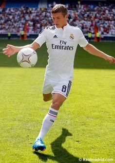 Toni Kroos #8