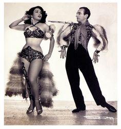 Rumba With Rosita  1957, from Narcy Studios (Havana).