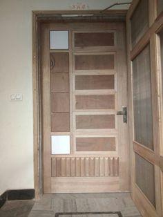 House Main Door Design, Double Door Design, Door Design Interior, Modern Wooden Doors, Wooden Door Design, Replacing Closet Doors, Internal Sliding Doors, Wooden Door Hangers, Wood Ceilings