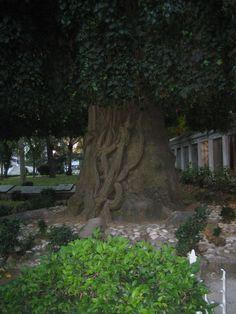 Garden of Sultan Ahmet, Istanbul, Turkey