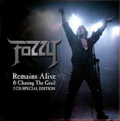 Fozzy - Chasing The Grail & Remains Alive, Grey
