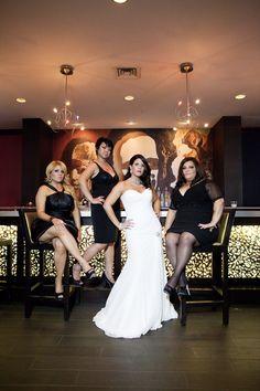 Old Hollywood Glamour St. Petersburg Nova 535 Wedding - Kenzie Shores Photography