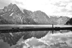 black & white by land[e]scape