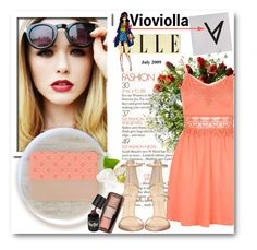 """Vioviolla 2"" by fashionmonsters ❤ liked on Polyvore featuring LSA International, Topshop and Giuseppe Zanotti"