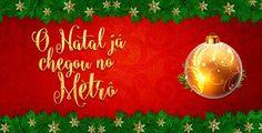 Pregopontocom Tudo: Natal no Metrô de Salvador