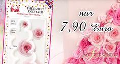 The Easiest Rose Ever ab jetzt auch bei uns erhältlich! - Noch nie war Rosen machen so einfach. Jetzt ausprobieren!  http://www.pati-versand.de/Zubehoer/Ausstecher/Sets/Rosenausstecher-The-Easiest-Rose-Ever::4554.html?utm_source=Facebook&utm_medium=Post&utm_campaign=FBTheEasiestRoseEver