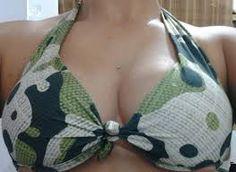 Resultado de imagem para maiô e biquini camuflado