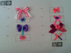 hair bow, ribbon, NEONES moños @creaizy www.creaizy.com
