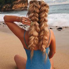 Prom Hairstyles For Long Hair, Work Hairstyles, Summer Hairstyles, Braided Hairstyles, Brown To Blonde Balayage, Brown Blonde Hair, Honey Balayage, Red Brunette Hair, Long Brunette
