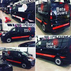 Beta Beta, Monster Trucks, Van, Graphics, Facebook, Vehicles, Stickers, Graphic Design, Car