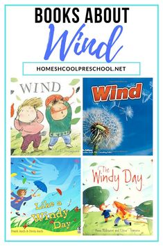 These books about wind for preschoolers are perfect for your spring lesson plans! You can add them to your weather unit, too. Books To Read In Your 20s, Books For Moms, Books For Teens, Weather Activities, Hands On Activities, Math Activities, Weather Crafts, Preschool Books, Preschool Printables