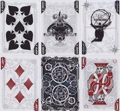Atlas Playing Cards - RarePlayingCards.com - 9