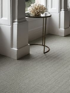 Sisal Harmony Herringbone in Elegant Iron . Sisal Harmony Herringbone in Elegant Iron Carpet Diy, Sisal Carpet, Hall Carpet, Carpet Stairs, Carpet Flooring, Carpet Ideas, Cheap Carpet, Basement Carpet, Plush Carpet