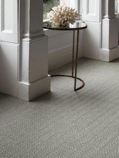 Sisal Harmony Herringbone in Elegant Iron . Sisal Harmony Herringbone in Elegant Iron Carpet Diy, Sisal Carpet, Wall Carpet, Carpet Stairs, Carpet Flooring, Carpet Ideas, Cheap Carpet, Basement Carpet, Plush Carpet