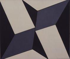 Lygia Clark, Planos em superfície modulada no 2, versão 01, 1957