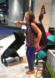 A sneak peek at the best baby & pregnancy products for 2017. From breastfeeding 'water wings' to compact strollers, some of this gear will blow your mind.