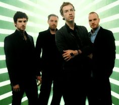 """Coldplay is definitely one of my absolute favorites.  :)  Addicted to """"Paradise"""" and """"Princess of China"""" right now."""