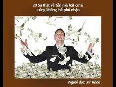 20 sự thật về tiền mà bất cứ ai cũng không thể phủ nhận