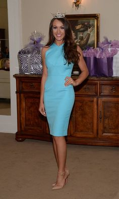 5 Chic Interview Outfits from Miss Arkansas 2016 – career Pageant Interview Dress, Pageant Wear, Pageant Girls, Interview Attire, Interview Style, Pageant Dresses, Miss Arkansas, Look Fashion, Fashion Outfits