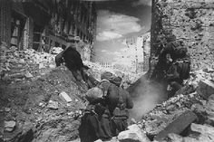 90-year-old Russian WWII veteran tells of horrors and heroics during the Battle of Stalingrad