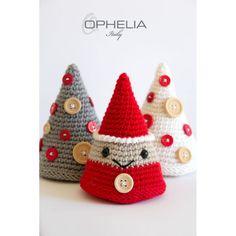 Decorazioni Natale Albero e Folletto - Ophelia Italy