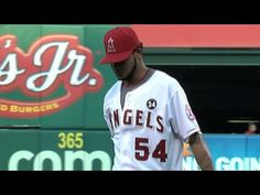 2009 ALCS Gm 3: Ervin Santana pitches perfect 11th for the win - YouTube