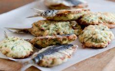 Sardines au Brocciu. Encore meilleures avec de la nepita (marjolaine corse)