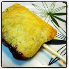 Raspberry Brie Puffs | Baker Kella