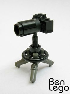 Lego camera by benlego, via Flickr