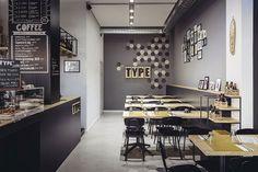 TYPE, Milan, 2016 - MARGstudio