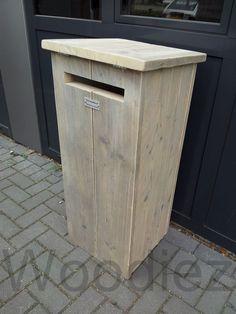steigerhout brievenbus - Google zoeken