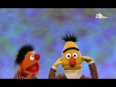 Kern 3 Bert & Ernie - Schud je hoofd één keer