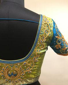 Cutwork Blouse Designs, Choli Blouse Design, Wedding Saree Blouse Designs, Best Blouse Designs, Pattu Saree Blouse Designs, Simple Blouse Designs, Embroidery Neck Designs, Stylish Blouse Design, Blouse Neck Designs