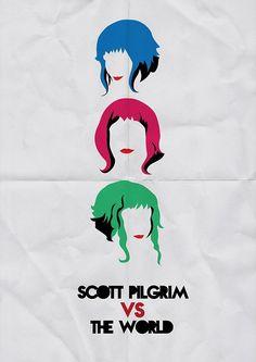 Scott Pilgrim vs. The World (2012)