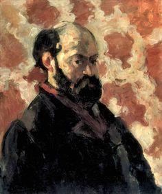 Paul Cézanne · Autoritratto · 1875 · Neue Pinakothek · Munich