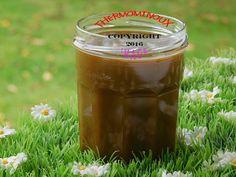 SALIDOU : caramel au beurre salé (thermomix)