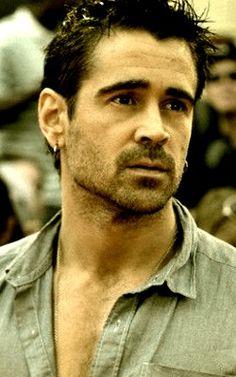 Colin Farrell - holy moly