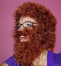 Items similar to Crocheted hat with Beard and Mustache on Etsy Crochet Mustache, Crochet Beard, Crochet Hats, Costume Hats, Costumes, Beard Hat, Beard No Mustache, Diy Projects To Try, Sombreros
